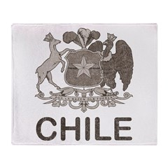Vintage Chile Throw Blanket