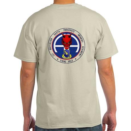 1st / 504th PIR Light T-Shirt
