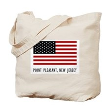 Fireworks - Point Pleasant, N Tote Bag