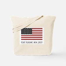 Fireworks - Point Pleasant, N Tote Bag