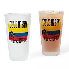 Colombia Rocks Pint Glass