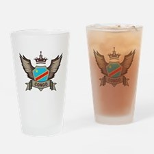 Congo Emblem Pint Glass