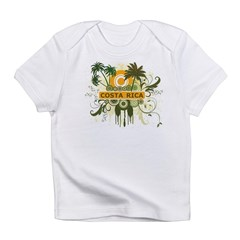 Palm Tree Costa Rica Infant T-Shirt