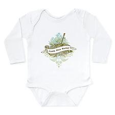 Costa Rica Rocks Long Sleeve Infant Bodysuit