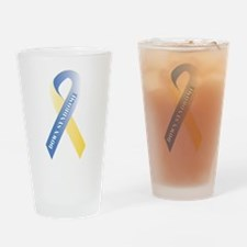Down Syndrome Awareness Pint Glass