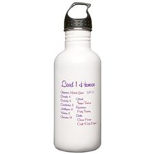 RPGirl Water Bottle