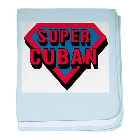 Super Cuban baby blanket