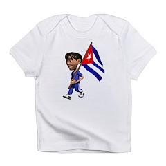 3D Cuba Infant T-Shirt