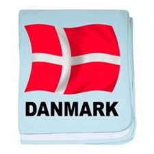 Danmark baby blanket
