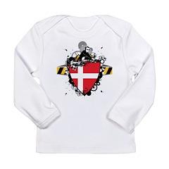 Hip Denmark Long Sleeve Infant T-Shirt
