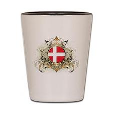 Stylish Denmark Shot Glass