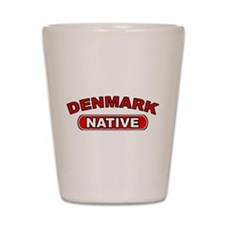 Denmark Native Shot Glass