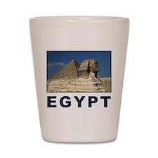 Egypt Shot Glass