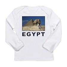 Egypt Long Sleeve Infant T-Shirt