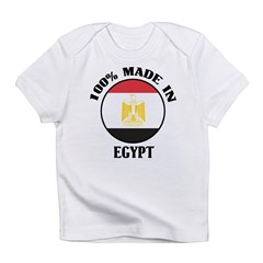 Made In Egypt Infant T-Shirt