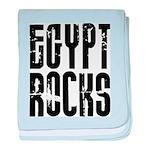 Egypt Rocks baby blanket