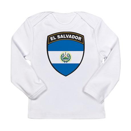 El Salvador Long Sleeve Infant T-Shirt