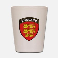England Shot Glass