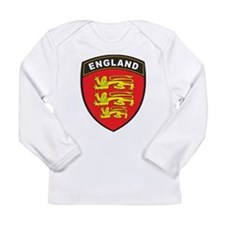 England Long Sleeve Infant T-Shirt