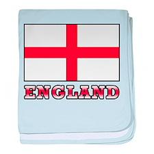 England baby blanket