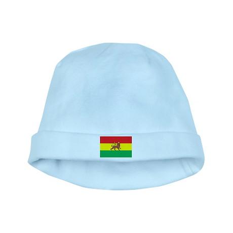 Ethiopia Flag 1897 baby hat