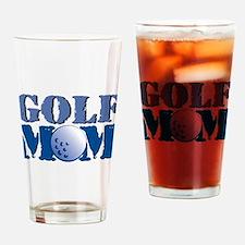 Golf Mom Pint Glass