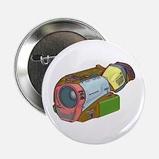 """Designer Camcorder 2.25"""" Button"""