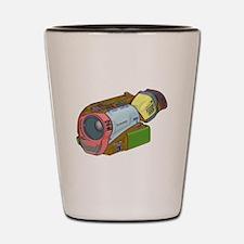 Designer Camcorder Shot Glass