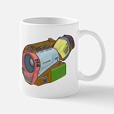 Designer Camcorder Mug
