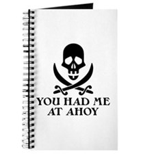 Ahoy Pirate Journal
