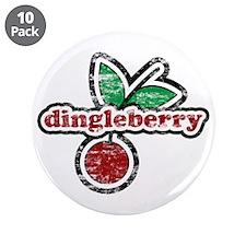 "Dingleberry 3.5"" Button (10 pack)"