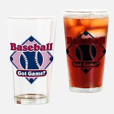 Baseball Got Game? Pint Glass