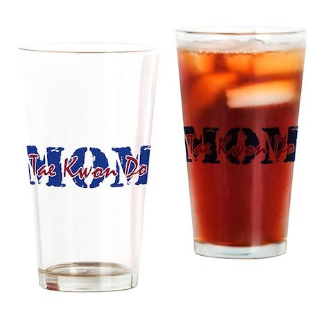 Tae Kwon Do MOM Pint Glass