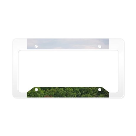 Great Smokey Mountains License Plate Holder