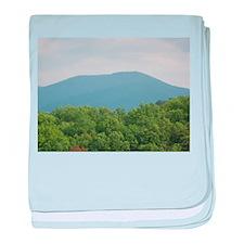 Great Smokey Mountains baby blanket
