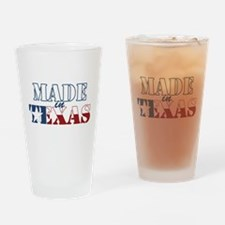 Made in Texas Pint Glass