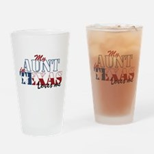 My Aunt in TX Pint Glass