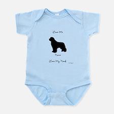 1 Newfoundland Infant Bodysuit