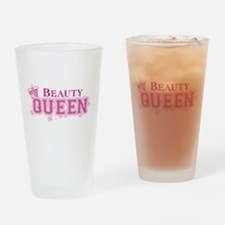 Beauty Queen Pint Glass