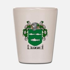 Kane Coat of Arms Shot Glass