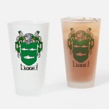 Kane Coat of Arms Pint Glass