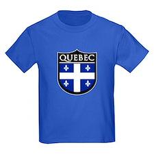 Quebec Flag Patch T