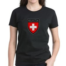Swiss (HELVETIA) Patch Tee