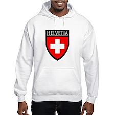 Swiss (HELVETIA) Patch Hoodie
