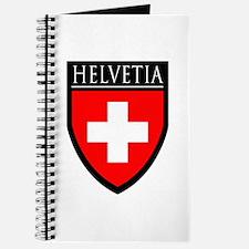 Swiss (HELVETIA) Patch Journal