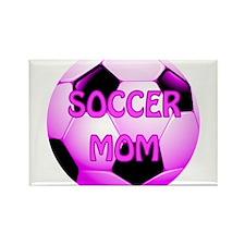 Soccer Mom #1 Rectangle Magnet