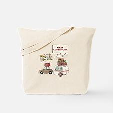 Next Adventure Tote Bag