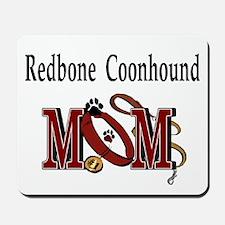 Redbone Coonhound Mousepad