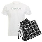 Peace Men's Light Pajamas
