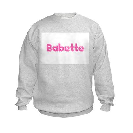 """Babette"" Kids Sweatshirt"